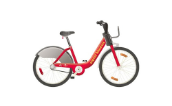 Capital Bikeshare Series – The Bike – chart-it